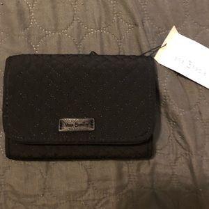 🖤Vera Bradley RFID Riley Compact Wallet 🖤